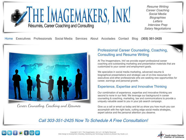 The Imagemakers, Ink! LLC